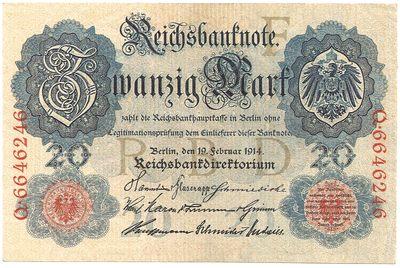20 Reichsmark